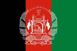 afganistan bandera