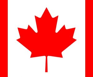 canada bandera