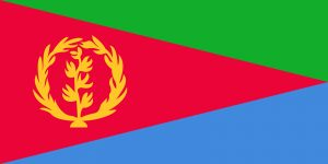 eritrea bandera