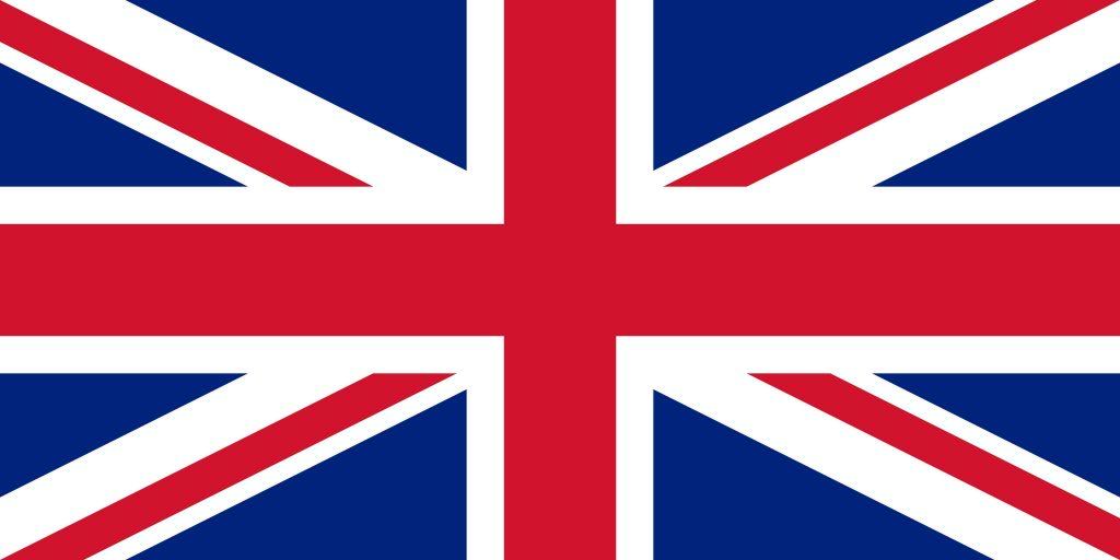 gran bretaña bandera