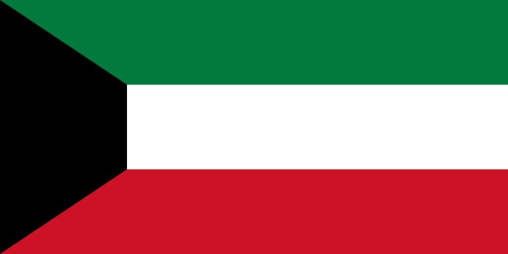 kuwait bandera
