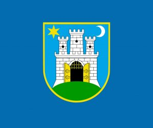 Zagreb bandera