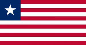 liberia bandera