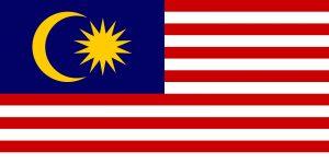 malasia bandera