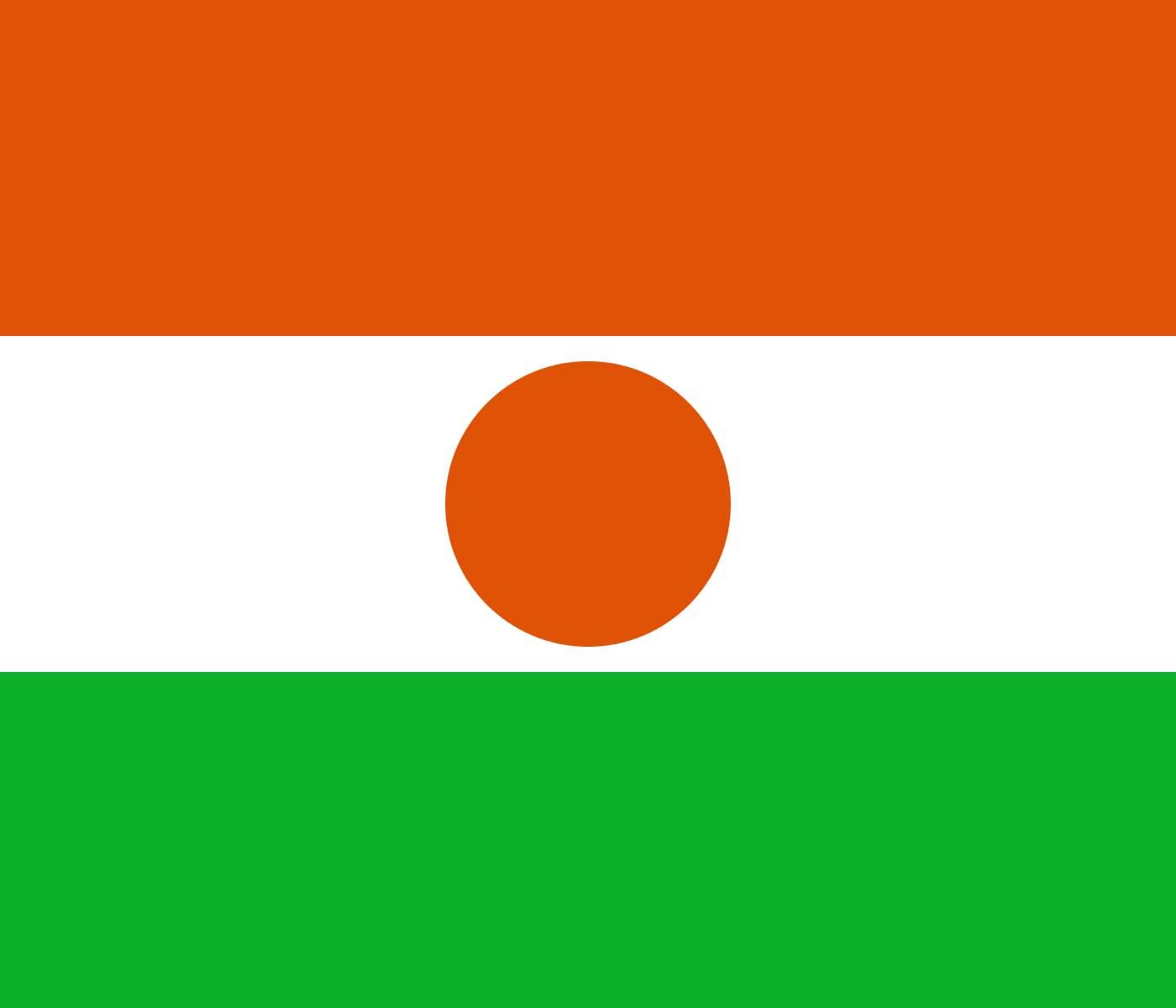 niger bandera