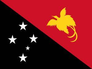 papua nueva guinea bandera