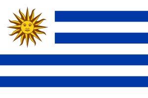 uruguay bandera