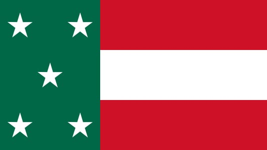 Yucatán bandera