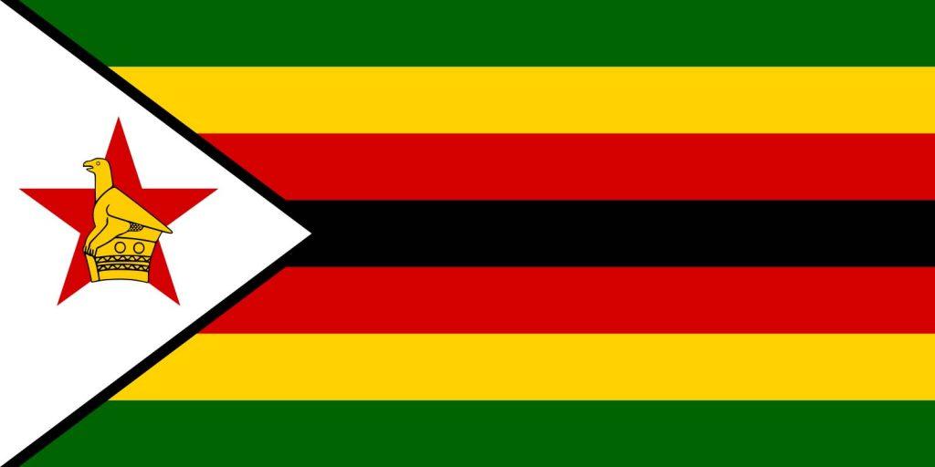 bandera de zimbabue