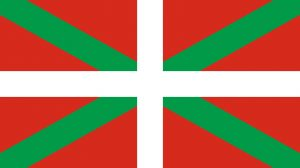 ikurriña o bandera del país vasco