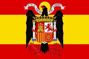 bandera franco españa