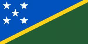 islas salomon bandera