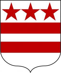 escudo armas familia washington