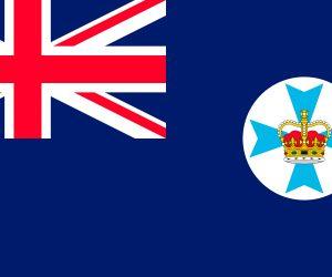 queenland bandera