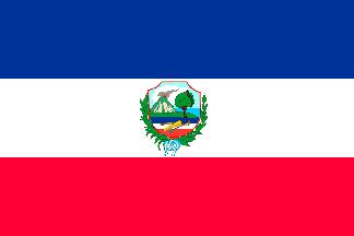 bandera de Quetzaltenango
