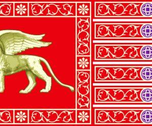 venecia bandera