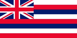 hawaii bandera
