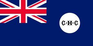 bandera de chipre historica 1881