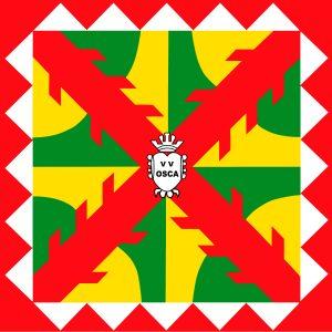 huesca bandera