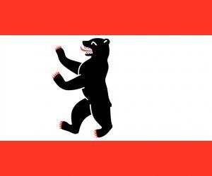bandera oficial de berlin