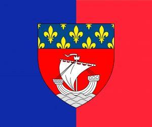 paris bandera oficial