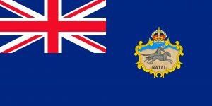 bandera de sudafrica en 1875