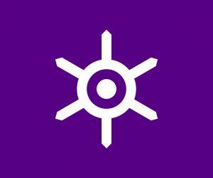 bandera de tokio