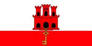 gibraltar bandera