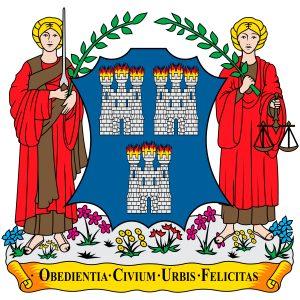 dublin escudo de armas
