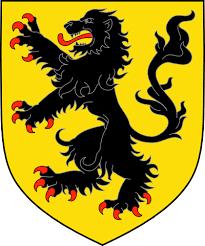 escudo de armas de flandes
