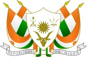Escudo oficial de niger