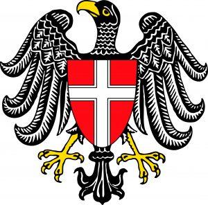 Escudo oficial de la ciudad de viena