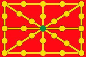 bandera antigua de navarra
