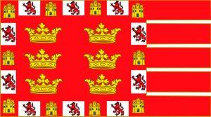 bandera antigua de murcia