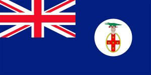 bandera de jamaica 1875–1906
