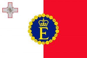 bandera de malta desde 1964