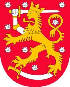 escudo oficial de finlandia