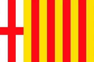 bandera antigua de aragon