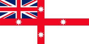 bandera colonial de australia