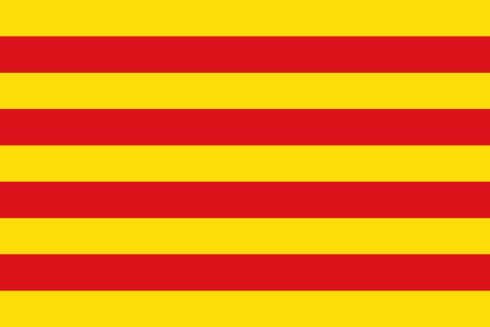 cataluña bandera