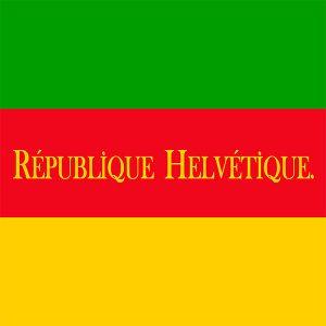 bandera de la republica helvetica