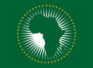 union africana bandera