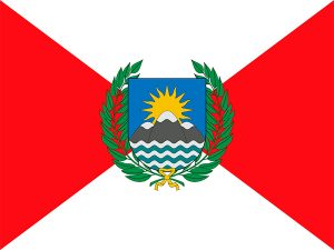 bandera de peru primera antigua
