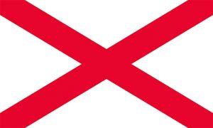 bandera de san patricio irlanda
