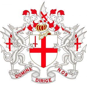 escudo oficial de londres