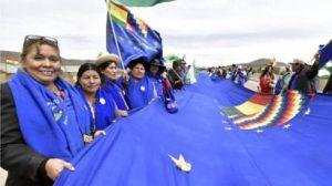bandera de bolivia mas larga del mundo