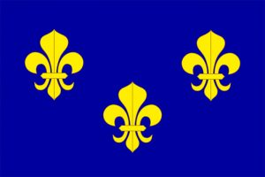 bandera antes de la revolucion francesa
