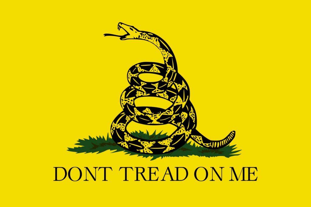bandera libertaria